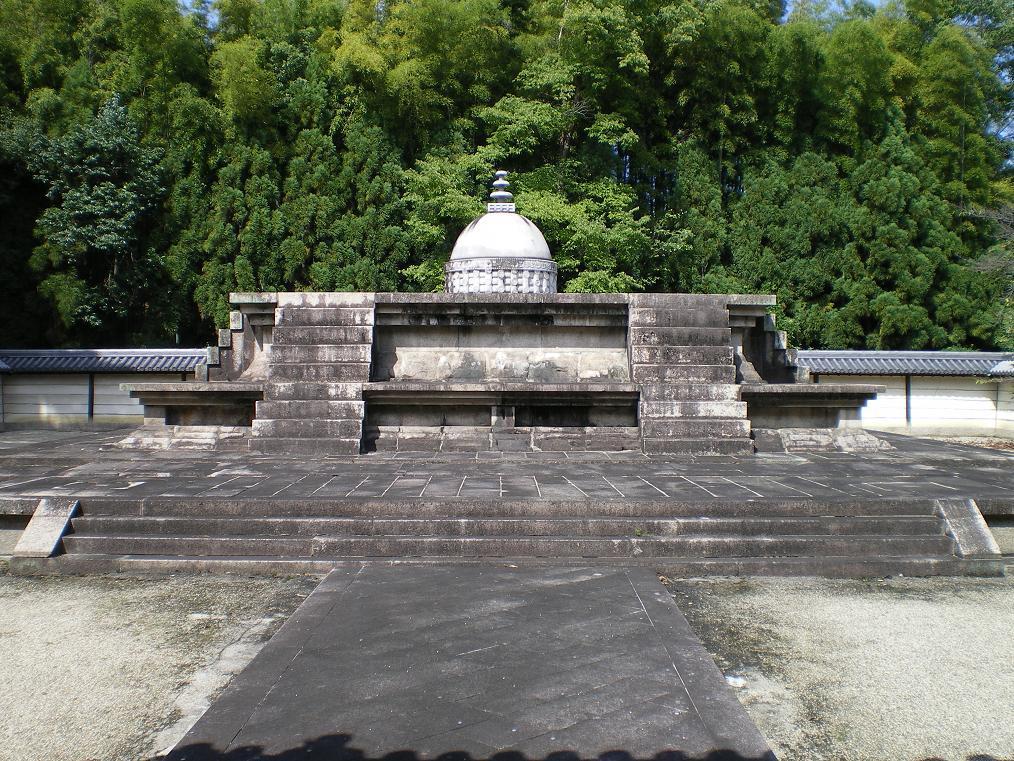 戒壇 僧侶の修行をした場所