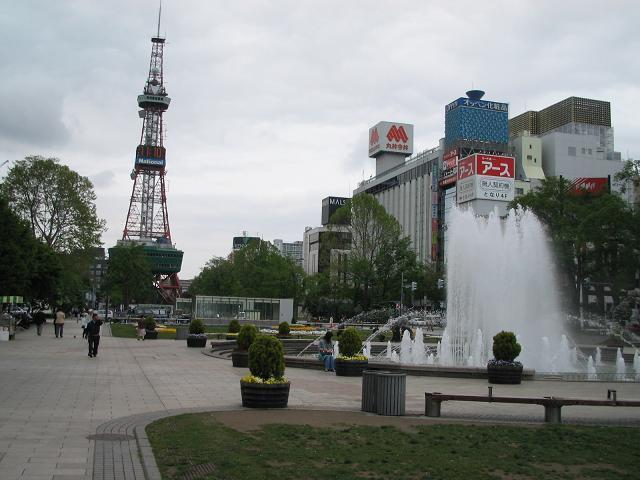 札幌に行ったら必ず立ち寄る場所