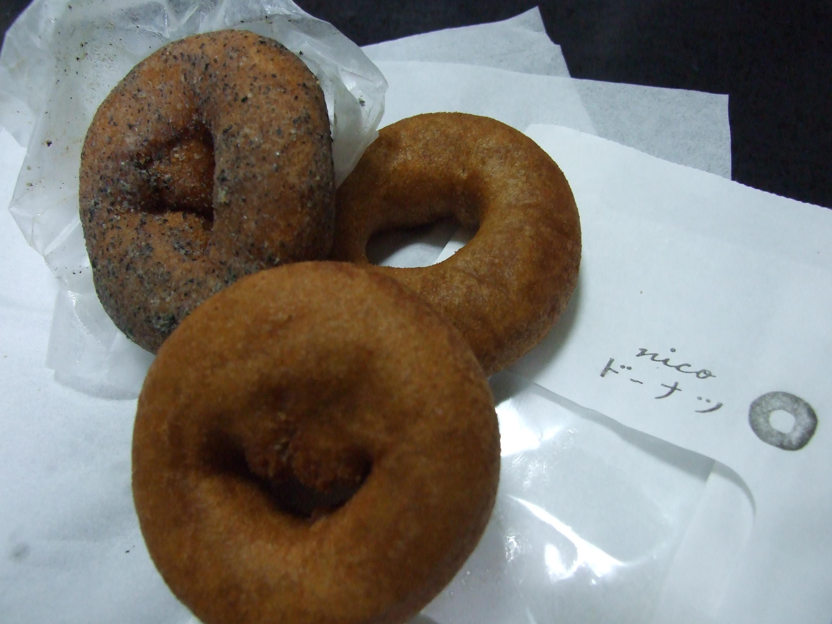 お土産シリーズ (港区・麻布)nicoドーナツ