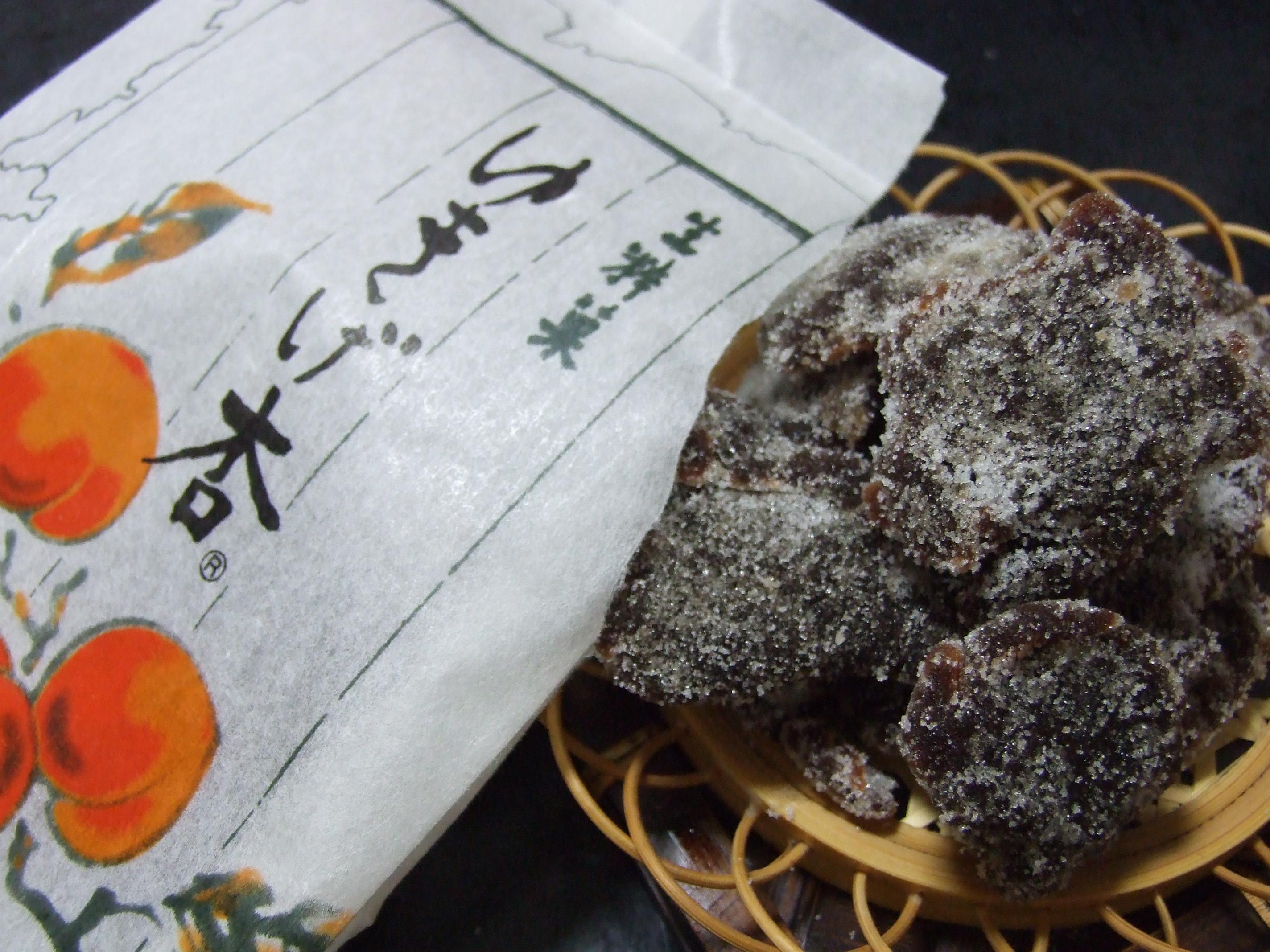 お土産シリーズ(長野)ゆきげ杏