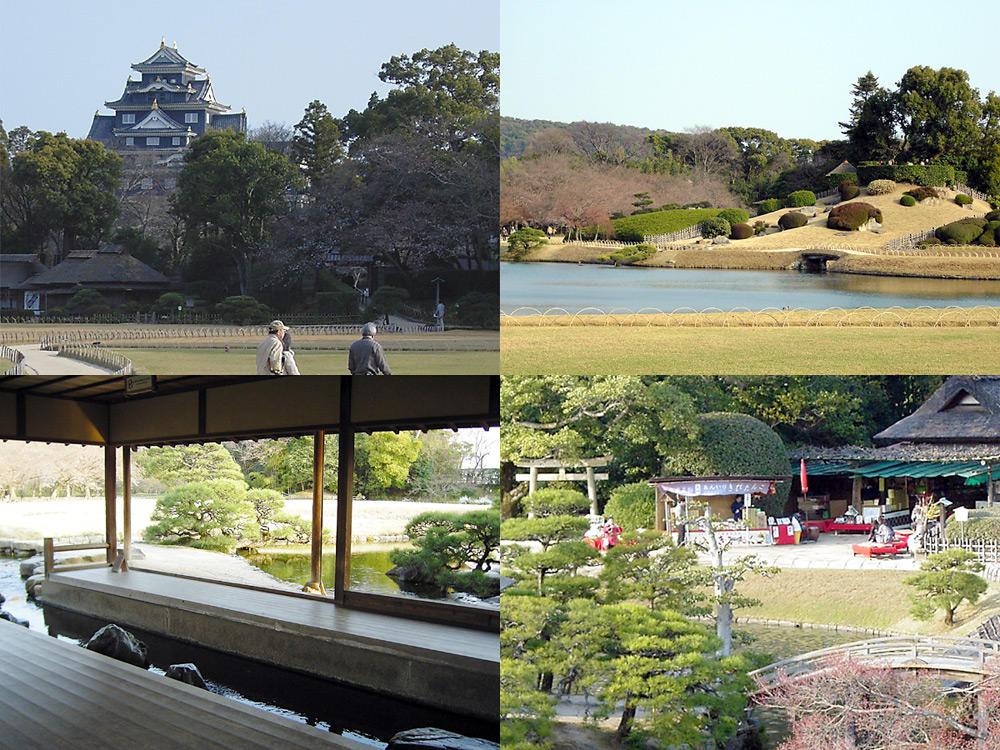 世界に誇れる日本の庭園美!