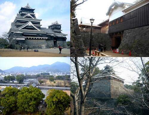 西郷軍にも打ち勝った、美しい熊本城