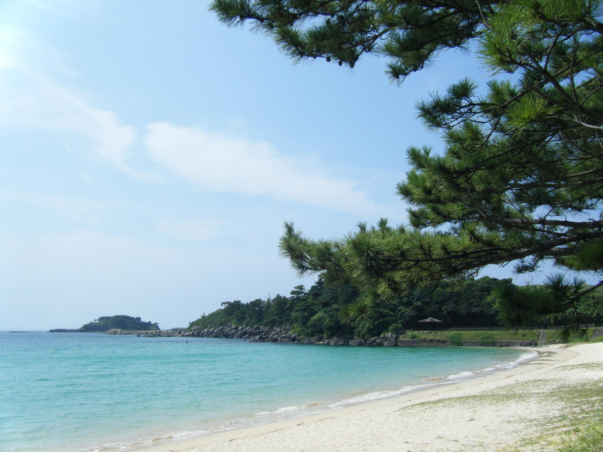 【壱岐】壱岐でリゾート気分【筒城浜】