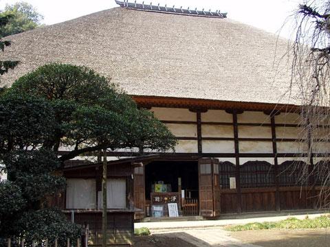 たぬきの寺