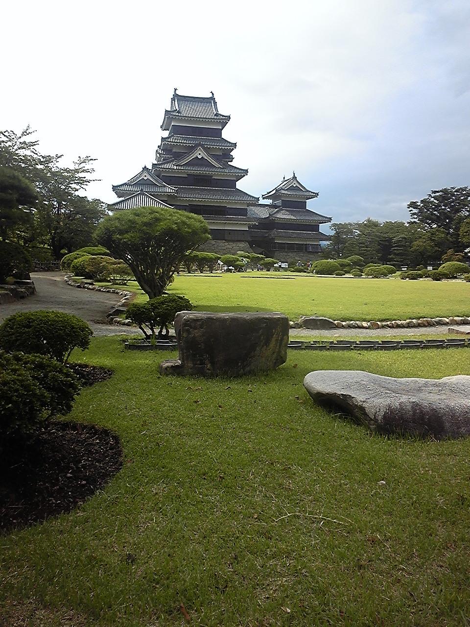 松本城の天守閣保存に尽力した人達