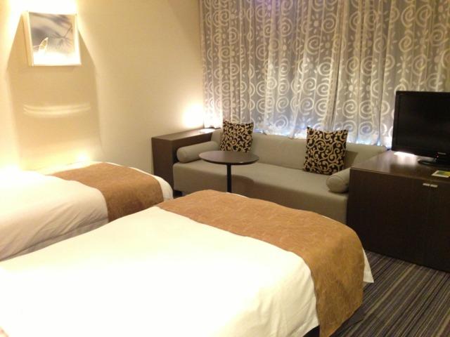ホテルユニバーサルポート ツインルーム