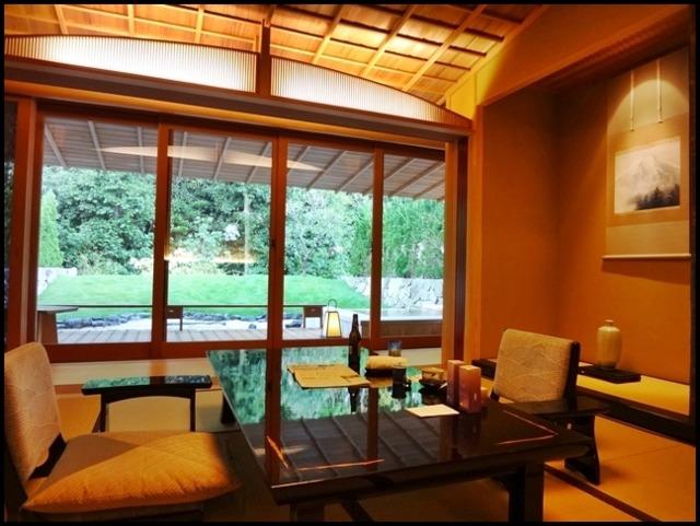 赤沢迎賓館 一階「ふじ」の客室