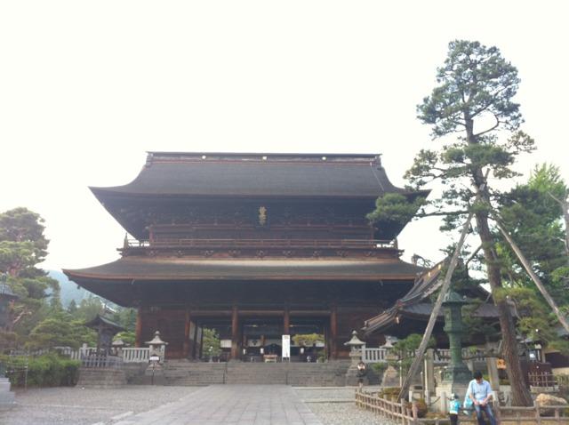 ホテルJALシティ長野 善光寺も徒歩圏内でした。