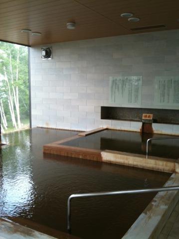 小海リエックス・ホテル 小海リエックスホテル 星空の湯・りえっくす。内湯は源泉掛け流し(^ ^)
