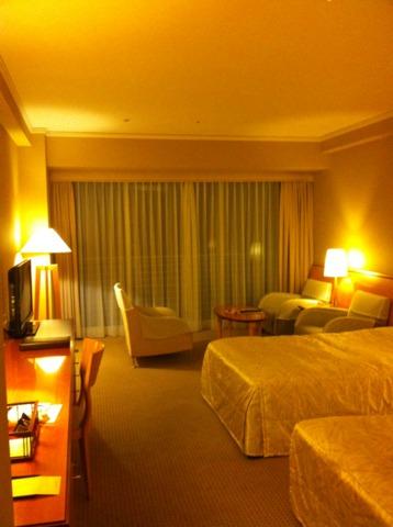 琵琶湖ホテル 広くてキレイでした。