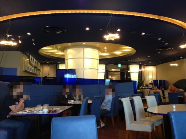 ホテル近鉄ユニバーサル・シティ 朝食バイキングのレストラン