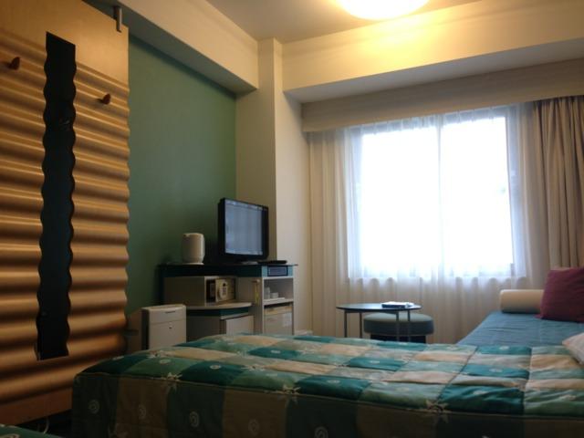 ホテル近鉄ユニバーサル・シティ カジュアルツインの客室