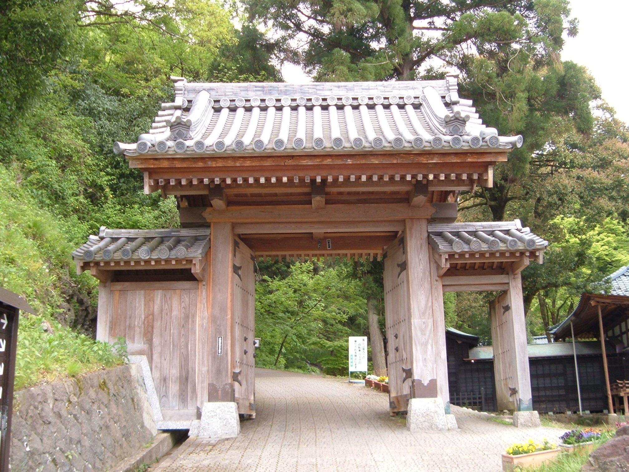 奥越の小京都・大野