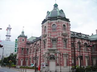 東京駅と兄弟