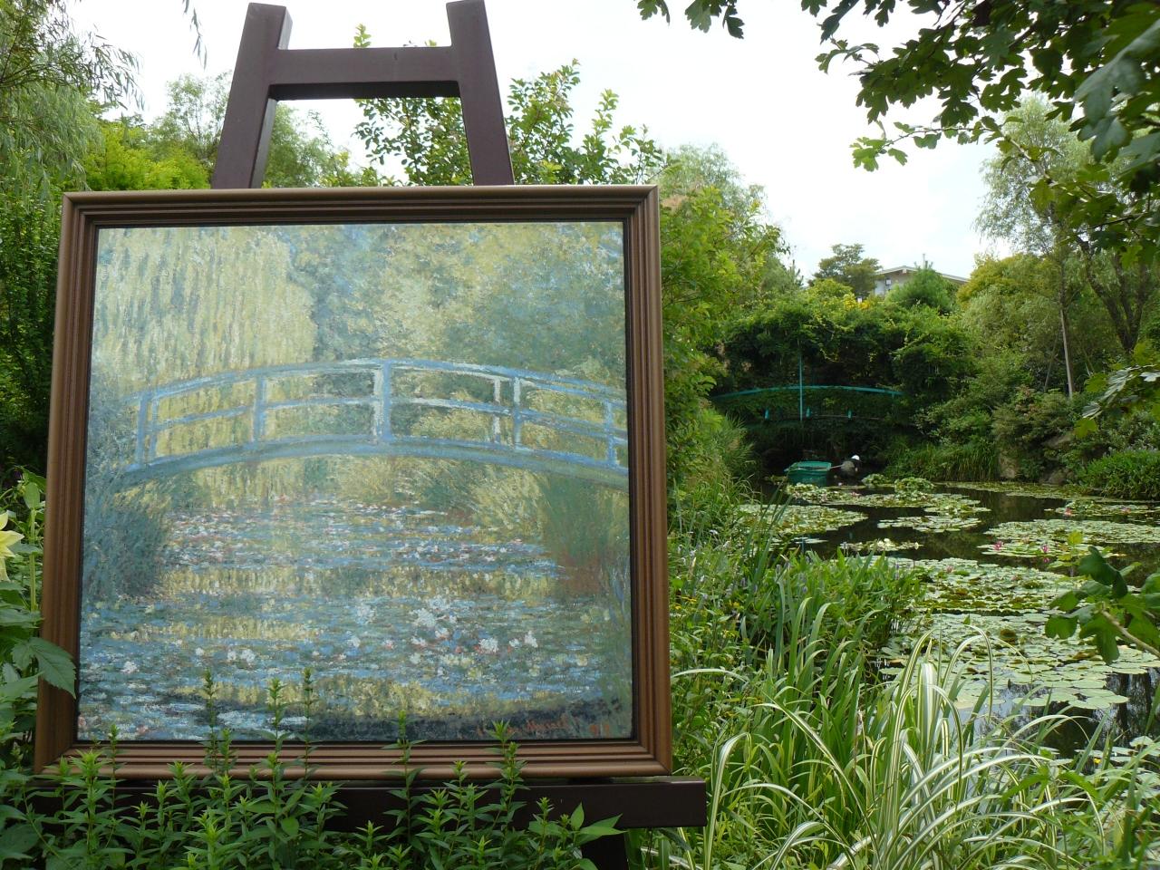芸術と庭園のコラボレーション!