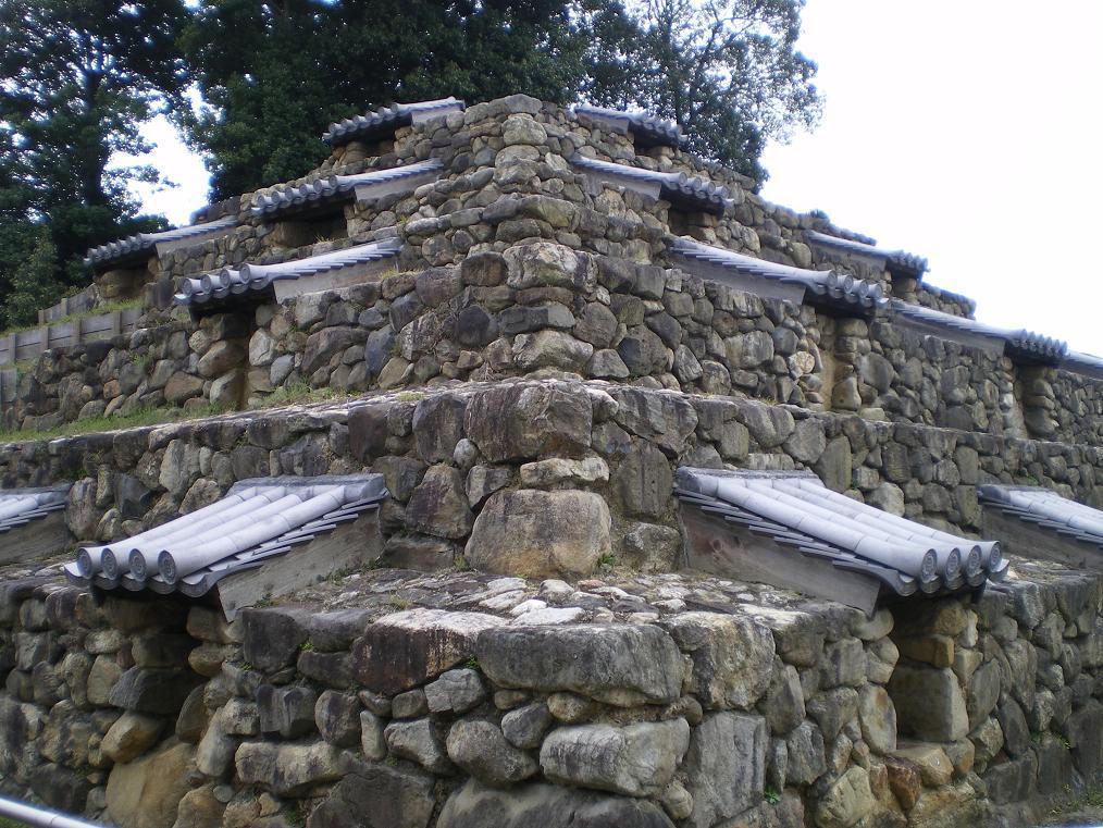 日本にもあったピラミッド