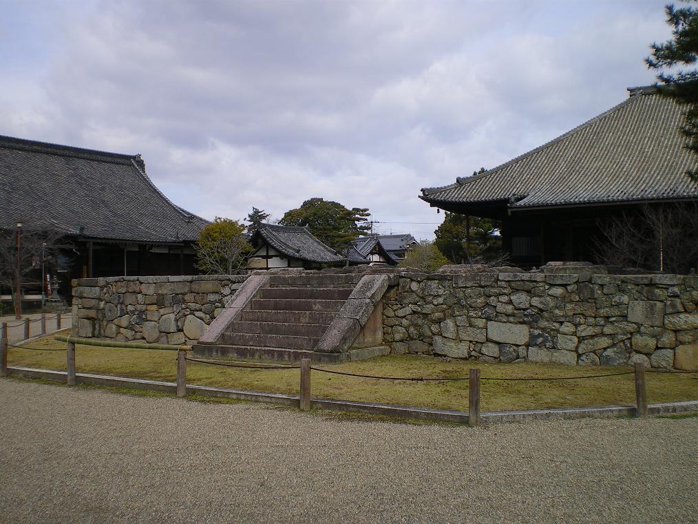 大茶盛で有名なお寺