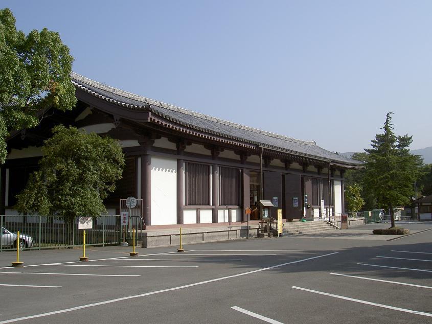 興福寺に来たら必ず訪れたい場所