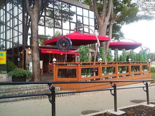 県立保土ヶ谷公園(ZAIM cafe)