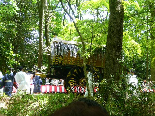 京都三大祭  葵祭