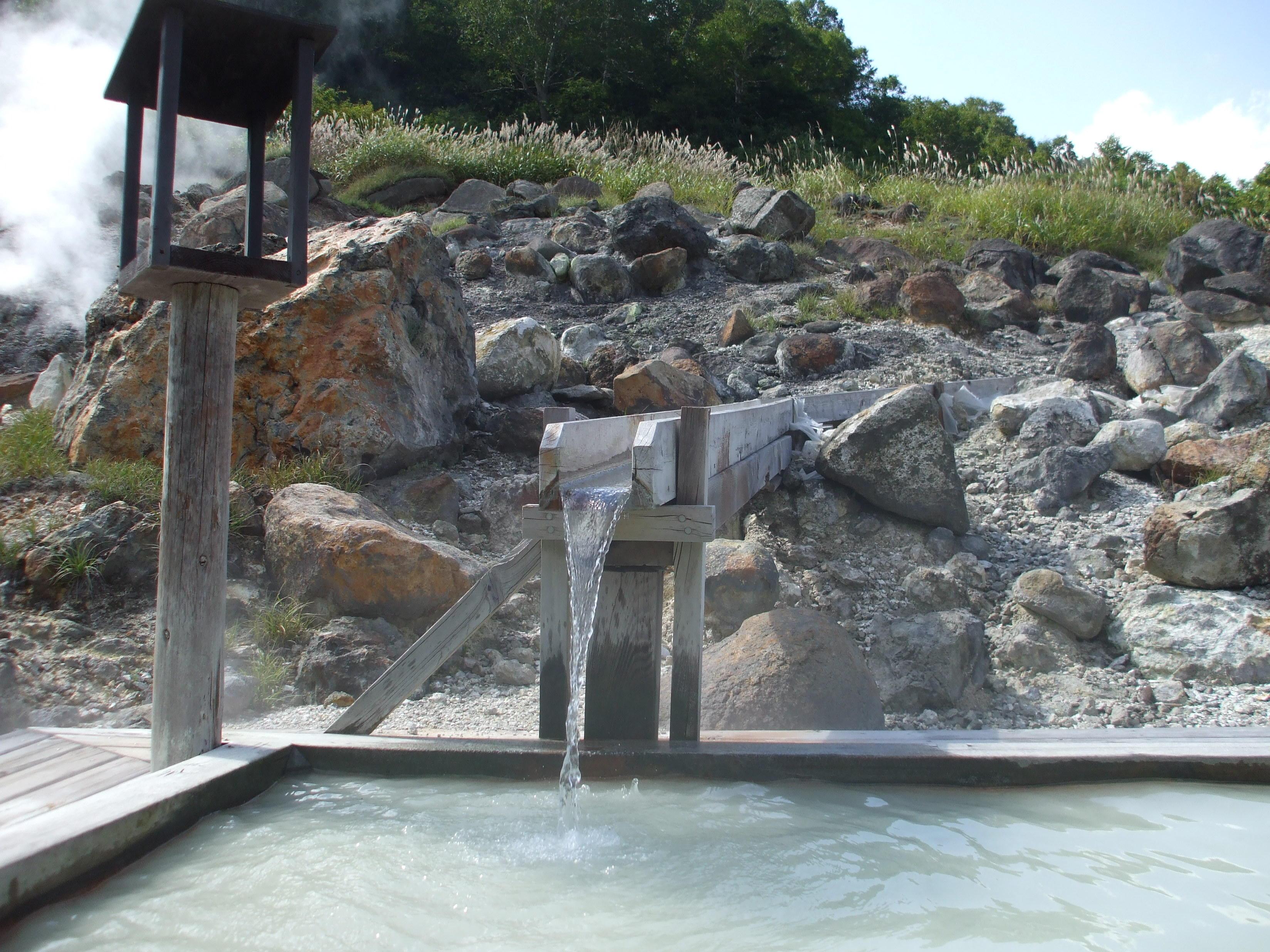 八幡平最古の温泉