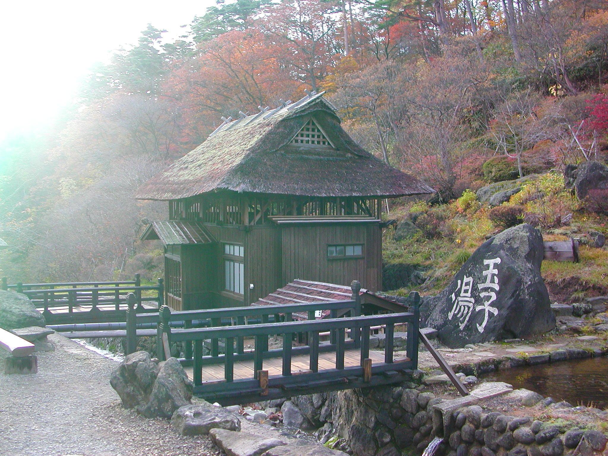 〜自然に溶け込む趣のある温泉〜
