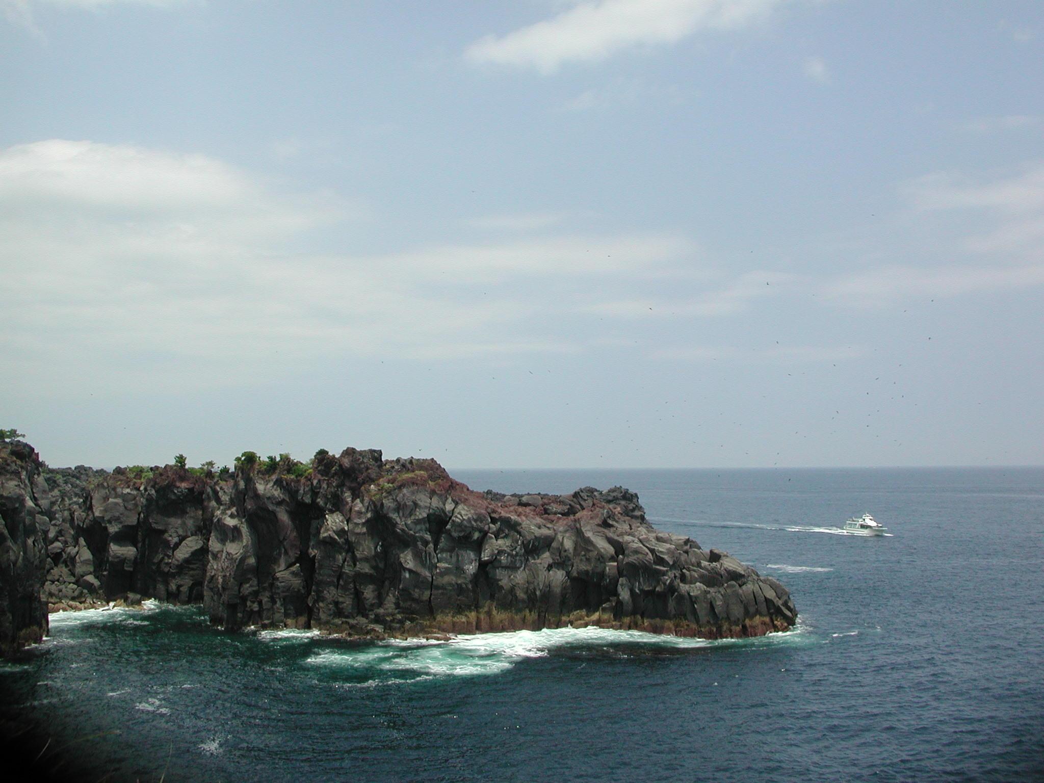 ?城ケ崎、海からも見ておきたいですね?