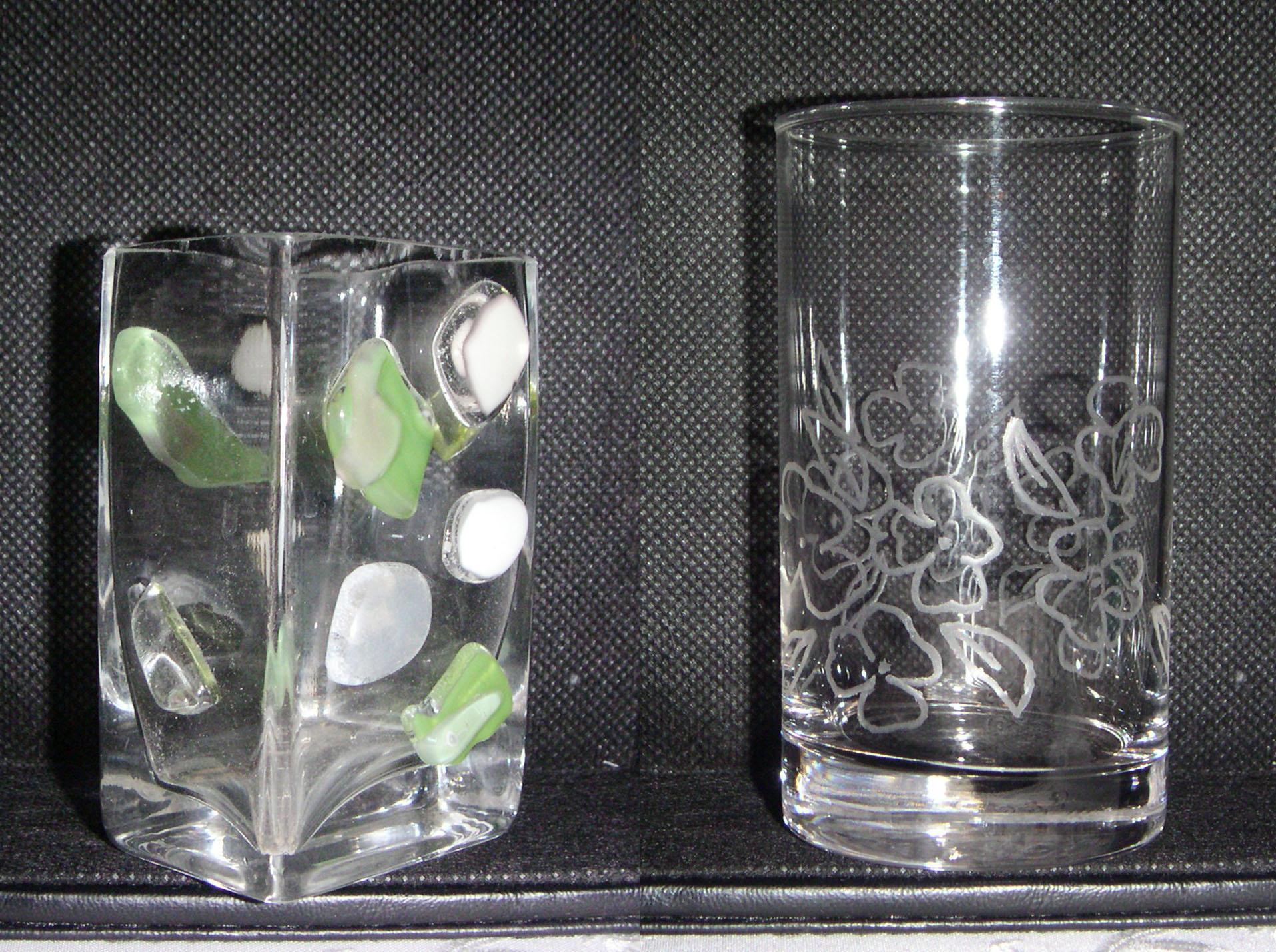 ガラス工作