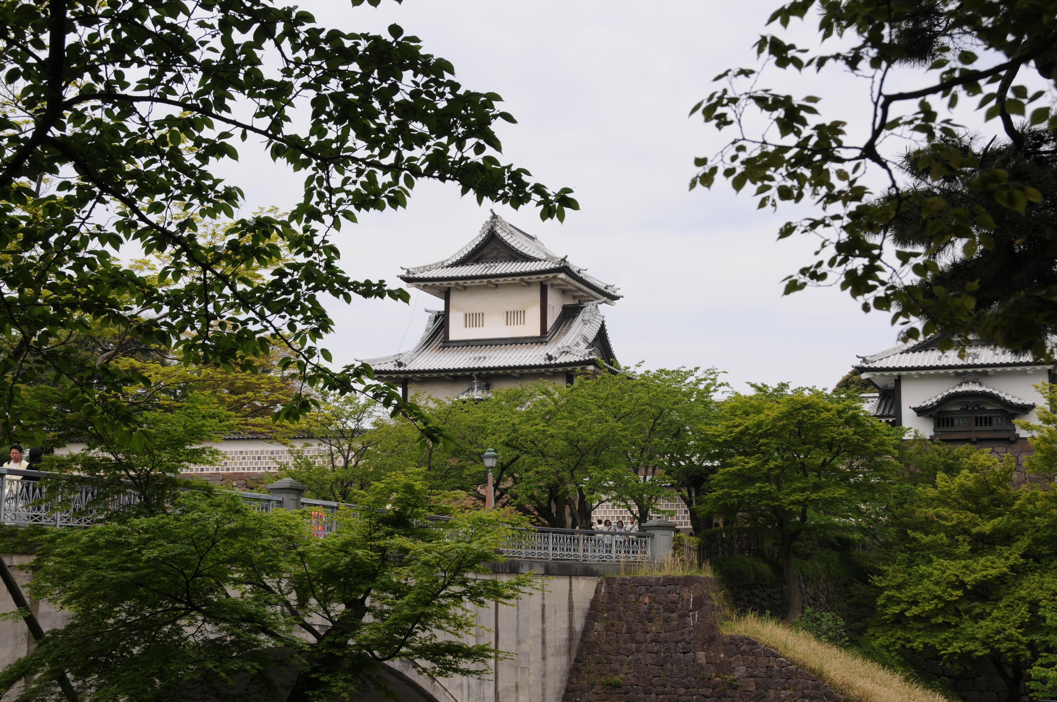 金沢観光の定番スポット