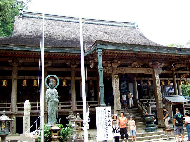 世界遺産の熊野那智大社