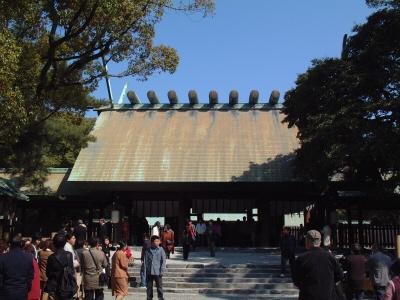 三種の神器を守る神社