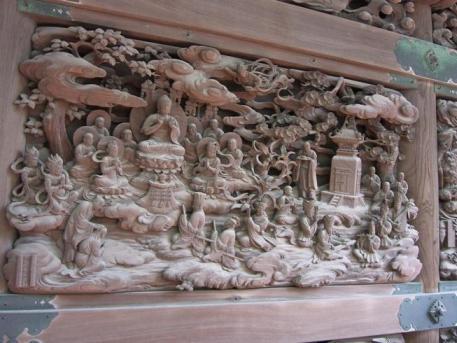 帝釈天の彫刻ギャラリー