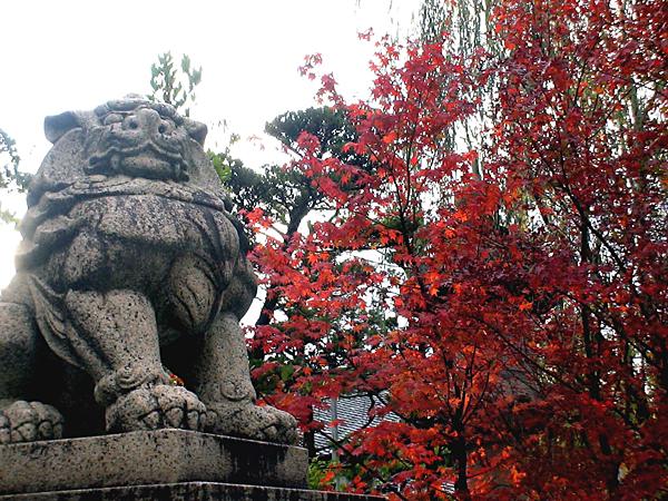 安部清明のお寺