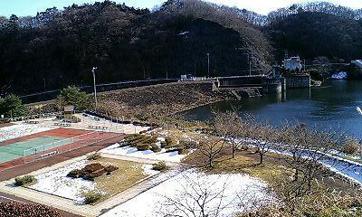 樽水ダム(公園・釣り)