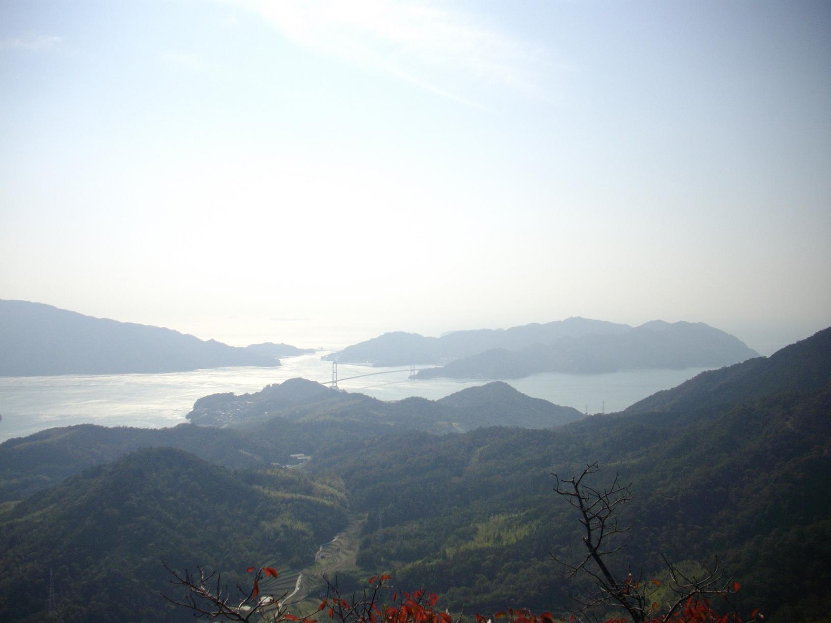 野呂山からの眺望