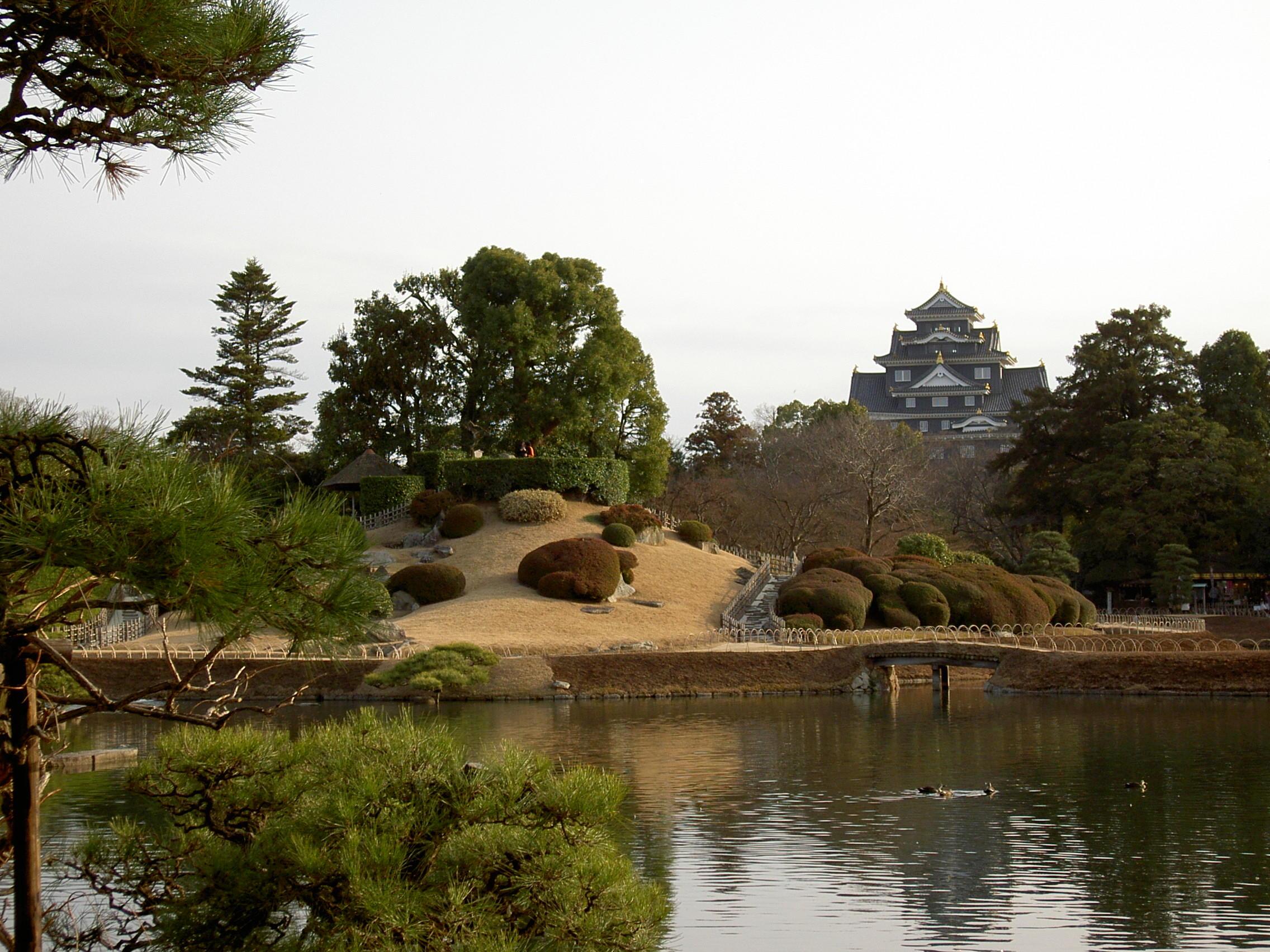 さすがは日本三名園