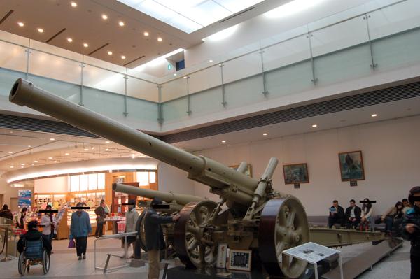 時代を超え伝承する戦争博物館