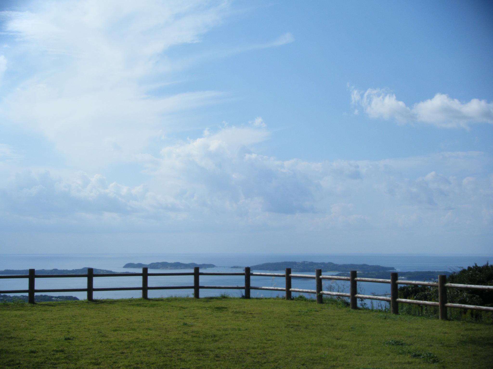 壱岐で一番高い山