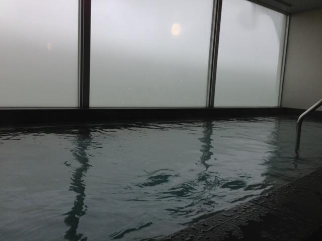 三井ガーデンホテルプラナ東京ベイ 浴槽は三つあり温度が一度づつ異なり好きなお風呂を楽しめる、パークで遊んだ疲れも癒える